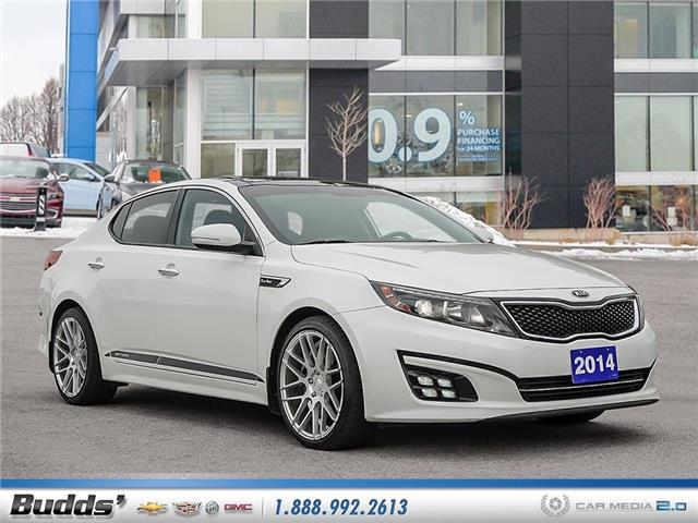 2014 Kia Optima SX Turbo (Stk: XT7129T) in Oakville - Image 6 of 25