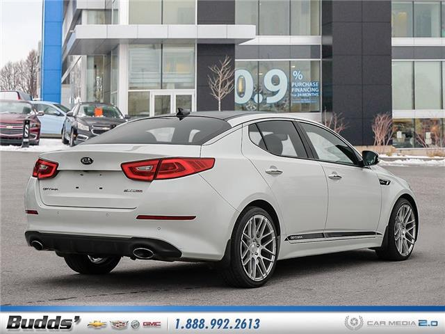 2014 Kia Optima SX Turbo (Stk: XT7129T) in Oakville - Image 8 of 25