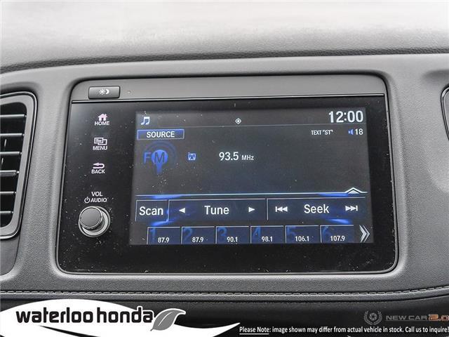 2019 Honda HR-V LX (Stk: H6170) in Waterloo - Image 18 of 23