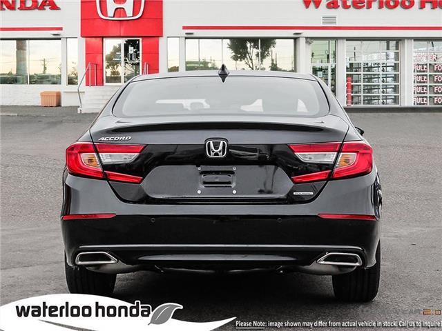 2019 Honda Accord Touring 1.5T (Stk: H6168) in Waterloo - Image 5 of 23