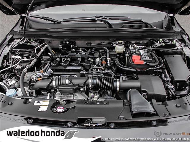 2019 Honda Accord Touring 1.5T (Stk: H6168) in Waterloo - Image 6 of 23