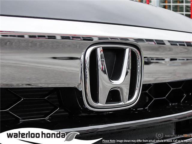 2019 Honda Accord Touring 1.5T (Stk: H6168) in Waterloo - Image 9 of 23