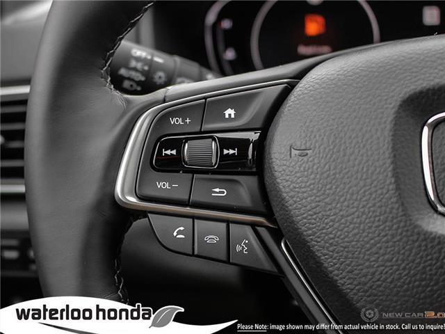 2019 Honda Accord Touring 1.5T (Stk: H6168) in Waterloo - Image 15 of 23