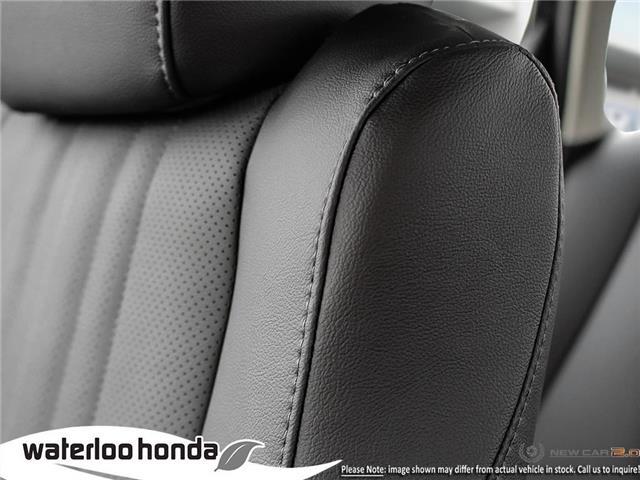 2019 Honda Accord Touring 1.5T (Stk: H6168) in Waterloo - Image 20 of 23