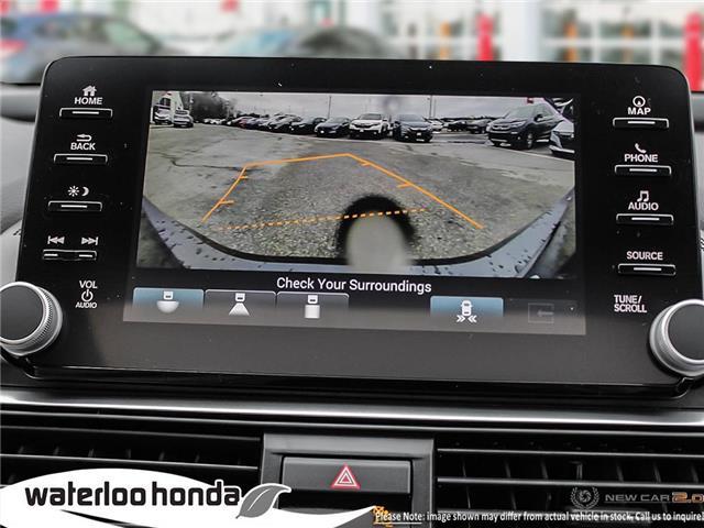 2019 Honda Accord Touring 1.5T (Stk: H6168) in Waterloo - Image 23 of 23