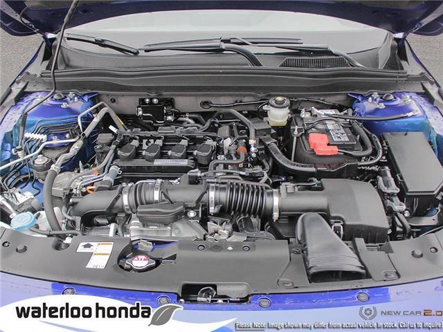 2019 Honda Accord Sport 1.5T (Stk: H6169) in Waterloo - Image 6 of 23
