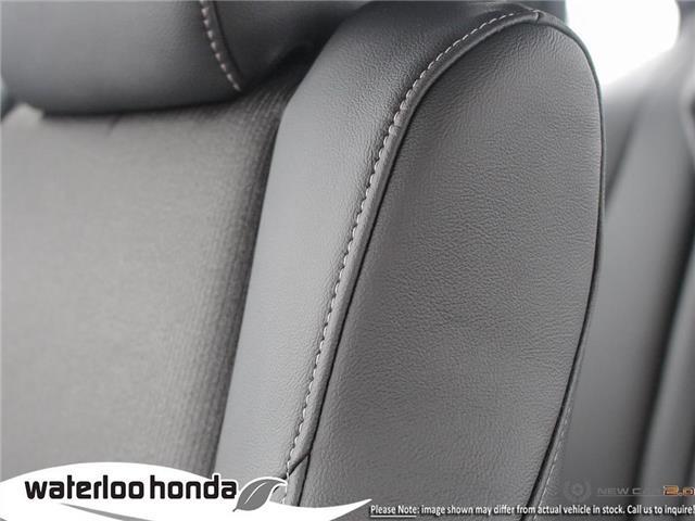 2019 Honda Accord Sport 1.5T (Stk: H6169) in Waterloo - Image 20 of 23