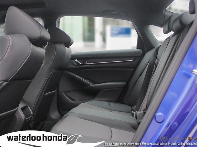 2019 Honda Accord Sport 1.5T (Stk: H6169) in Waterloo - Image 21 of 23