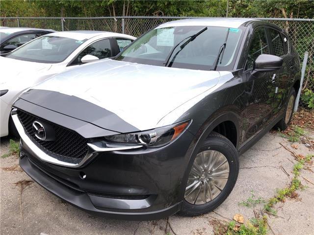2019 Mazda CX-5 GX (Stk: 82359) in Toronto - Image 1 of 2