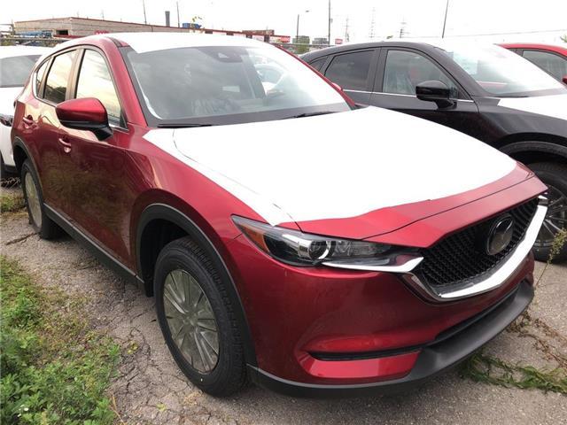 2019 Mazda CX-5 GS (Stk: 82271) in Toronto - Image 2 of 2