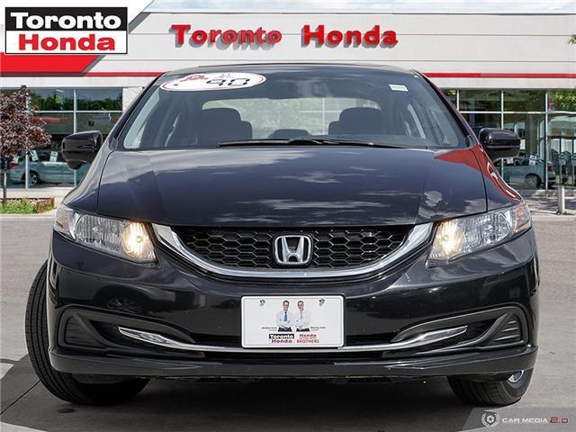 2015 Honda Civic EX (Stk: 39330) in Toronto - Image 2 of 30