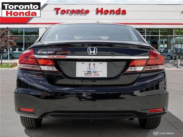 2015 Honda Civic EX (Stk: 39330) in Toronto - Image 5 of 30