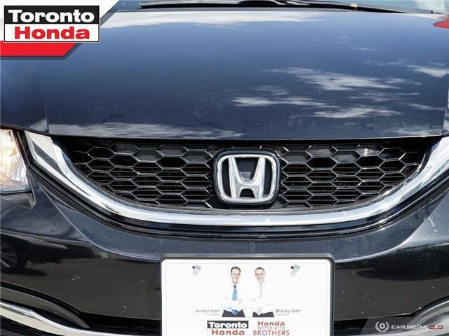2015 Honda Civic EX (Stk: 39330) in Toronto - Image 6 of 30