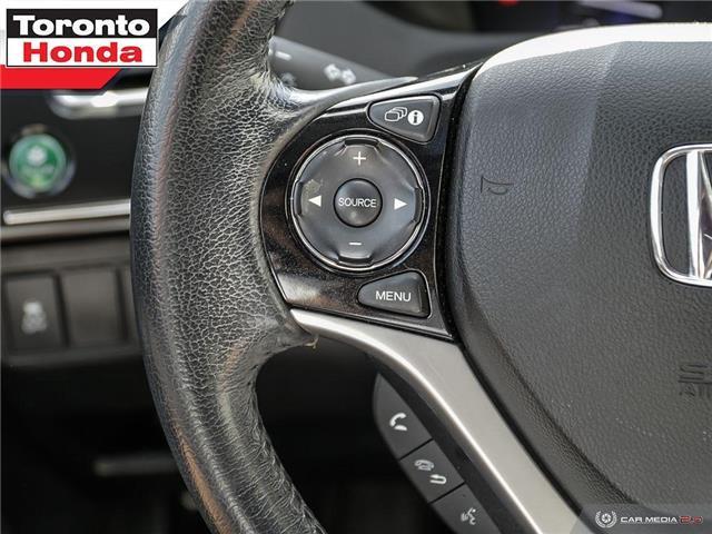 2015 Honda Civic EX (Stk: 39330) in Toronto - Image 13 of 30