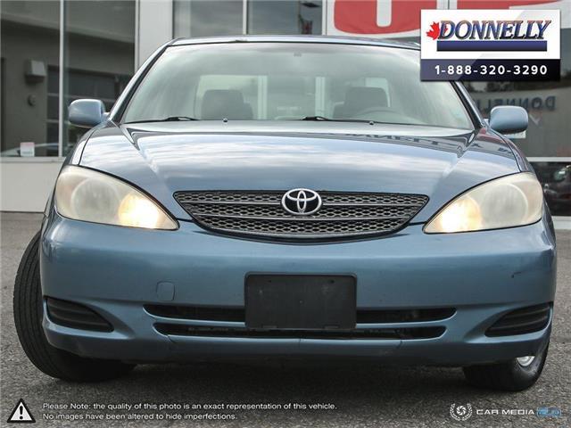 2002 Toyota Camry  (Stk: PBWDS1680A) in Ottawa - Image 2 of 28