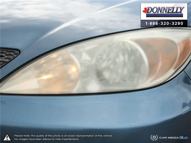 2002 Toyota Camry  (Stk: PBWDS1680A) in Ottawa - Image 10 of 28