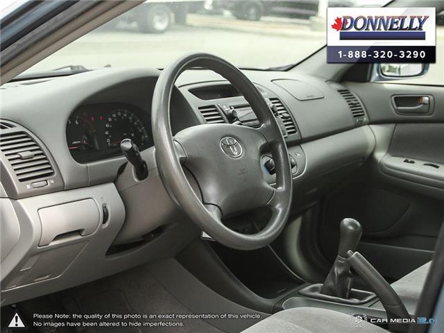 2002 Toyota Camry  (Stk: PBWDS1680A) in Ottawa - Image 13 of 28