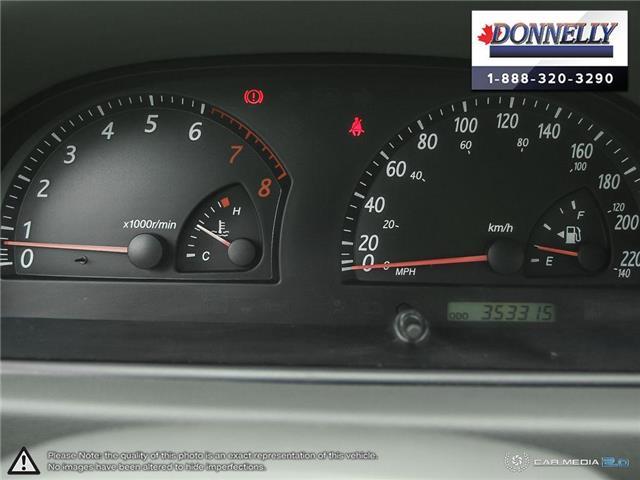2002 Toyota Camry  (Stk: PBWDS1680A) in Ottawa - Image 15 of 28