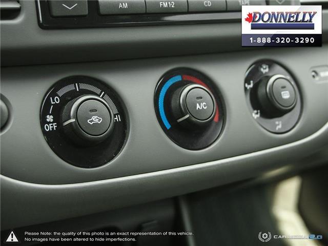 2002 Toyota Camry  (Stk: PBWDS1680A) in Ottawa - Image 20 of 28