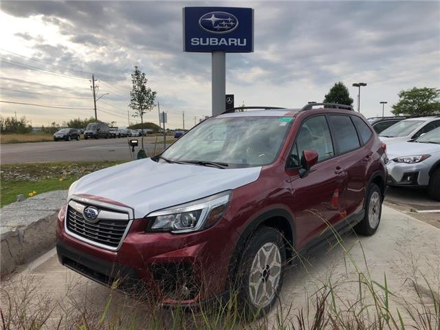 2019 Subaru Forester 2.5i Touring (Stk: 19SB773) in Innisfil - Image 1 of 5
