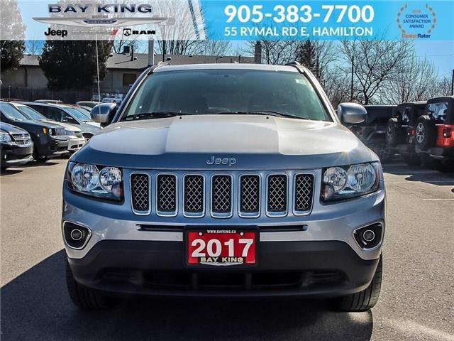 2017 Jeep Compass Sport/North (Stk: 6794R) in Hamilton - Image 2 of 19