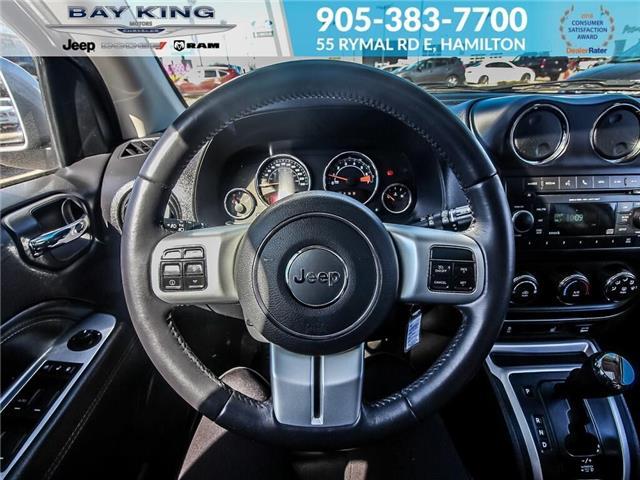 2017 Jeep Compass Sport/North (Stk: 6794R) in Hamilton - Image 7 of 19