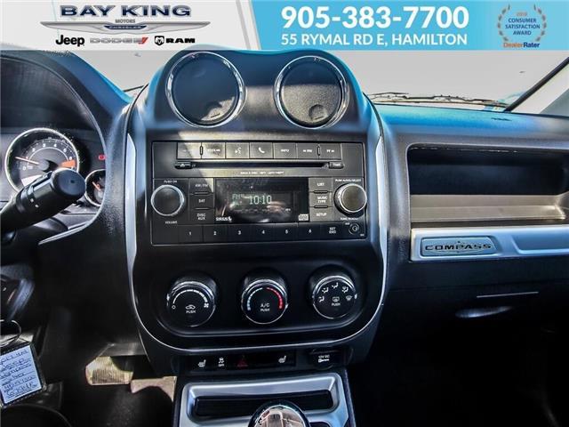 2017 Jeep Compass Sport/North (Stk: 6794R) in Hamilton - Image 9 of 19