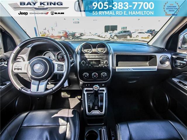 2017 Jeep Compass Sport/North (Stk: 6794R) in Hamilton - Image 15 of 19