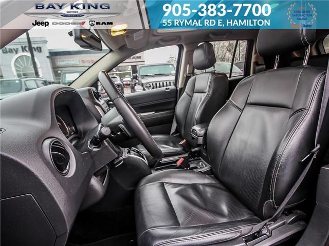 2017 Jeep Compass Sport/North (Stk: 6797R) in Hamilton - Image 5 of 22