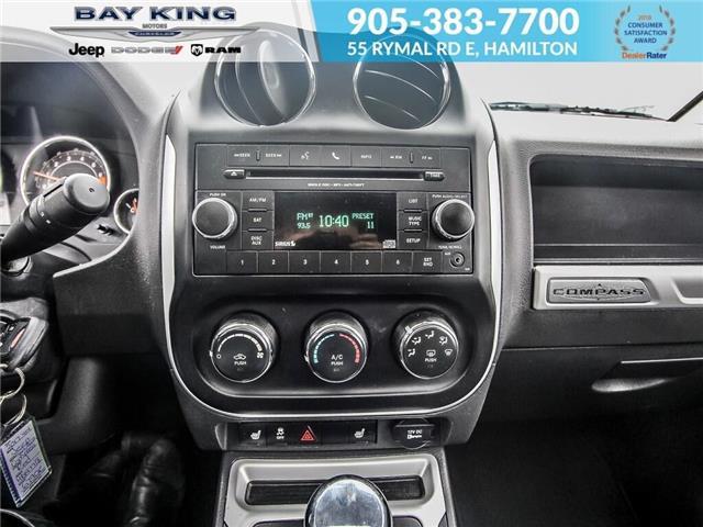 2017 Jeep Compass Sport/North (Stk: 6797R) in Hamilton - Image 10 of 22