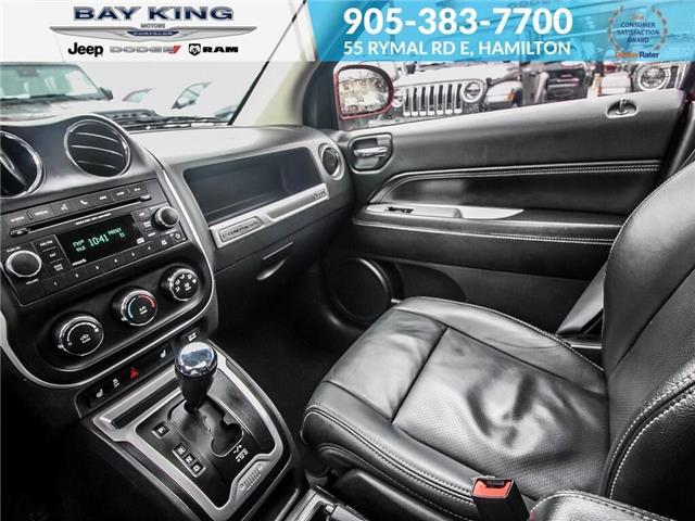 2017 Jeep Compass Sport/North (Stk: 6797R) in Hamilton - Image 13 of 22