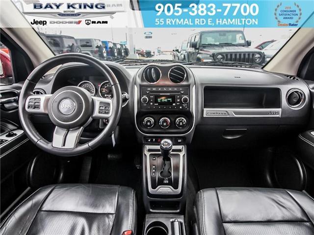 2017 Jeep Compass Sport/North (Stk: 6797R) in Hamilton - Image 18 of 22