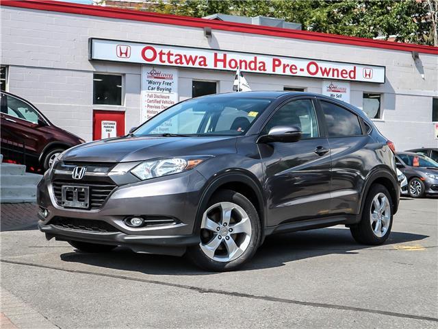 2016 Honda HR-V EX (Stk: H7807-0) in Ottawa - Image 1 of 26