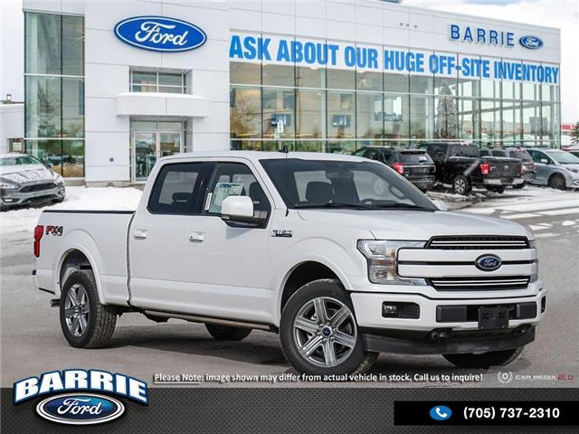 2019 Ford F-150 Lariat (Stk: T1075) in Barrie - Image 1 of 27