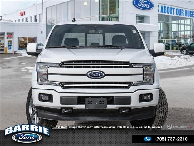 2019 Ford F-150 Lariat (Stk: T1075) in Barrie - Image 2 of 27
