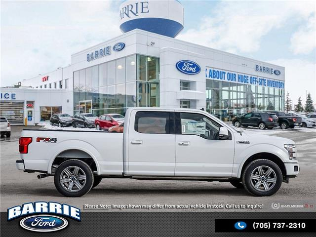 2019 Ford F-150 Lariat (Stk: T1075) in Barrie - Image 3 of 27