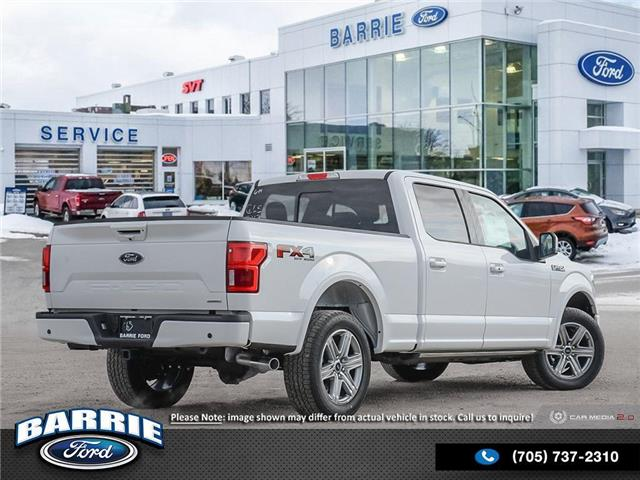 2019 Ford F-150 Lariat (Stk: T1075) in Barrie - Image 4 of 27