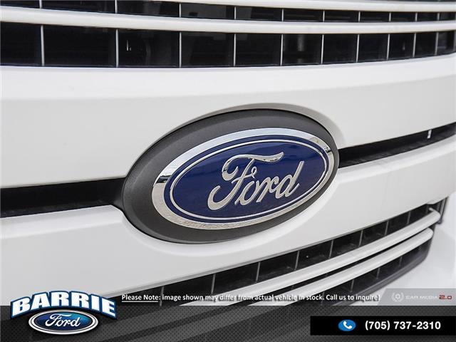 2019 Ford F-150 Lariat (Stk: T1075) in Barrie - Image 9 of 27