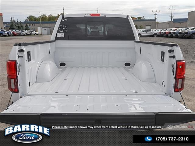2019 Ford F-150 Lariat (Stk: T1075) in Barrie - Image 11 of 27