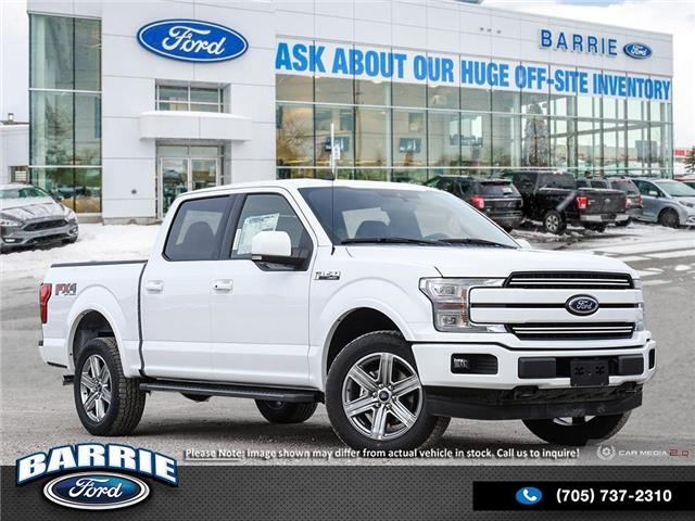 2019 Ford F-150 Lariat (Stk: T1095) in Barrie - Image 1 of 27