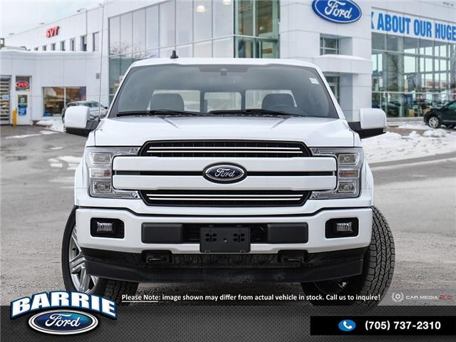 2019 Ford F-150 Lariat (Stk: T1095) in Barrie - Image 2 of 27