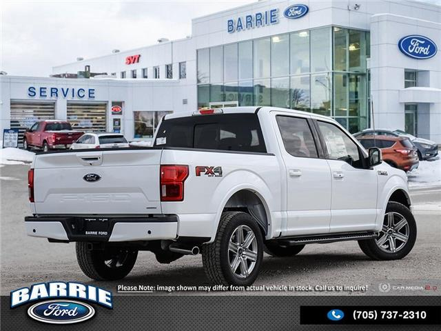 2019 Ford F-150 Lariat (Stk: T1095) in Barrie - Image 4 of 27