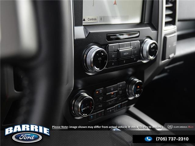 2019 Ford F-150 Lariat (Stk: T1095) in Barrie - Image 20 of 27