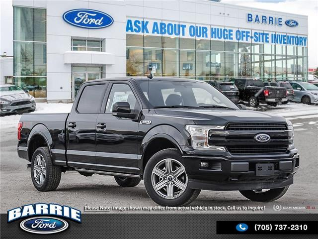 2019 Ford F-150 Lariat (Stk: T1091) in Barrie - Image 1 of 27