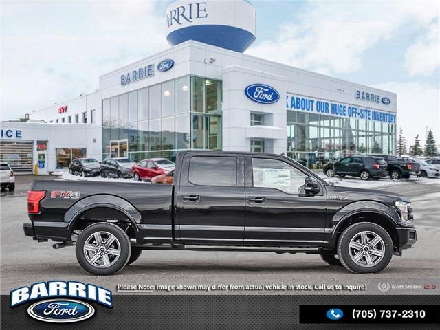 2019 Ford F-150 Lariat (Stk: T1091) in Barrie - Image 3 of 27
