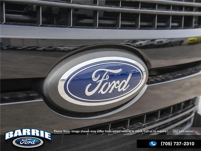2019 Ford F-150 Lariat (Stk: T1091) in Barrie - Image 9 of 27