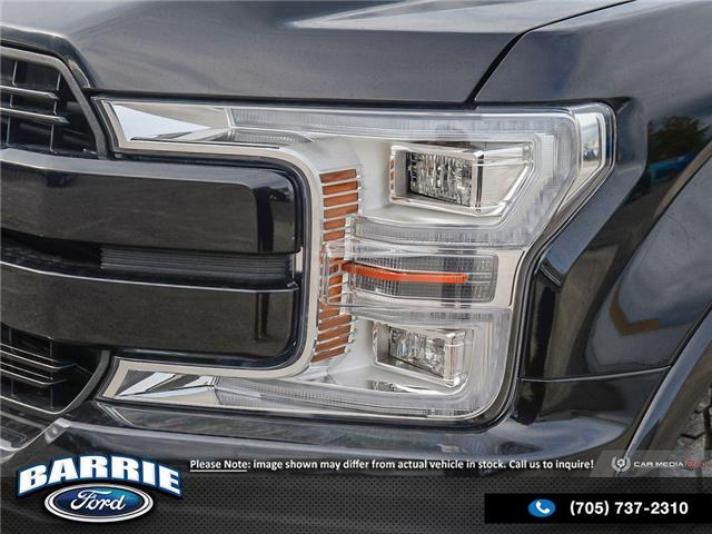 2019 Ford F-150 Lariat (Stk: T1091) in Barrie - Image 10 of 27