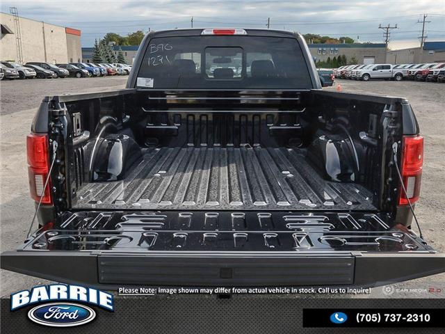 2019 Ford F-150 Lariat (Stk: T1091) in Barrie - Image 11 of 27