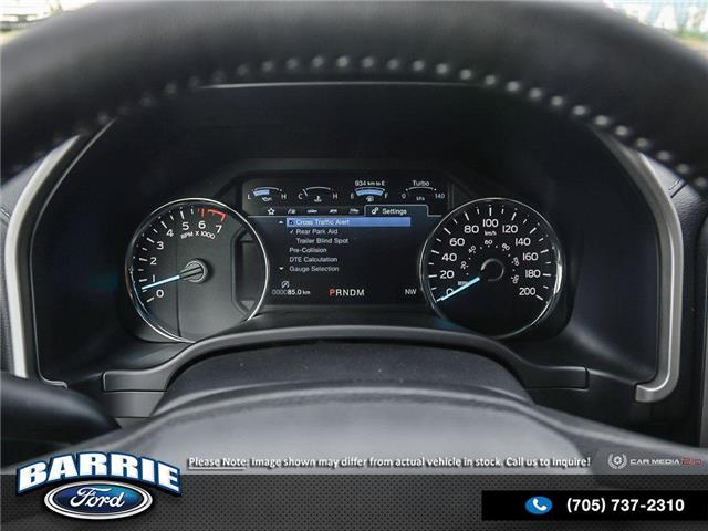 2019 Ford F-150 Lariat (Stk: T1091) in Barrie - Image 15 of 27