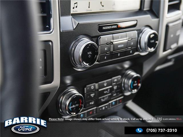 2019 Ford F-150 Lariat (Stk: T1091) in Barrie - Image 20 of 27